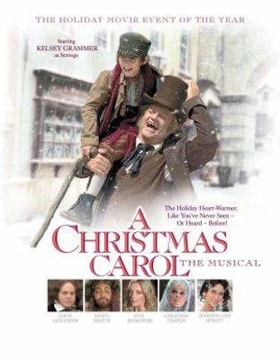 A Christmas Carol movie poster (2004) poster MOV_2c32c582