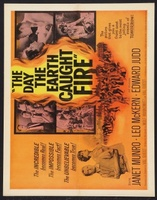The Day the Earth Caught Fire movie poster (1961) picture MOV_2c36ba62