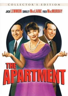 The Apartment movie poster (1960) poster MOV_2c375a9a