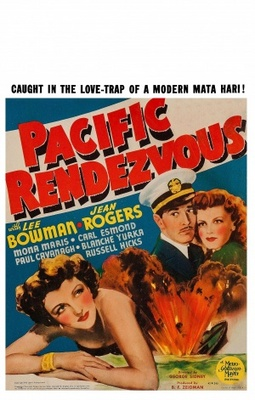 Pacific Rendezvous movie poster (1942) poster MOV_2c42660d