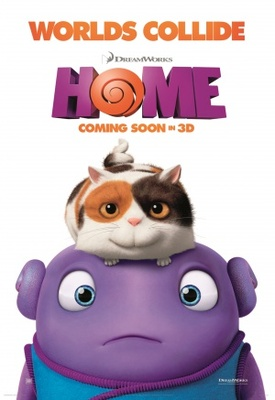 Home movie poster (2014) poster MOV_2c428f7a