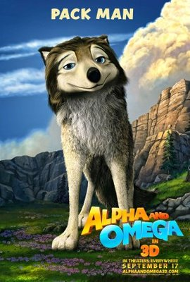 Alpha and Omega movie poster (2010) poster MOV_2c4295b9