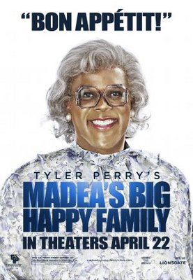 Madea's Big Happy Family movie poster (2011) poster MOV_2c444a99