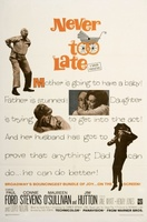 Never Too Late movie poster (1965) picture MOV_2c447761