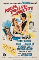 Rich, Young and Pretty movie poster (1951) picture MOV_2c474a91
