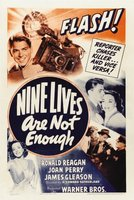 Nine Lives Are Not Enough movie poster (1941) picture MOV_2c4b62b9