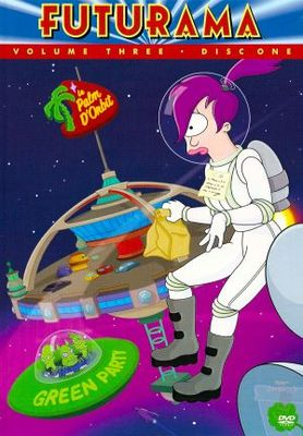 Futurama movie poster (1999) poster MOV_2c4b81f2