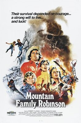 Mountain Family Robinson movie poster (1979) poster MOV_2c4bff25