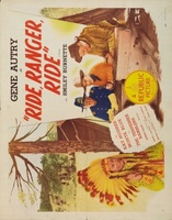 Ride Ranger Ride movie poster (1936) picture MOV_2c4c40ef