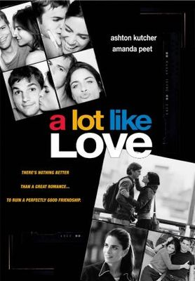 A Lot Like Love movie poster (2005) poster MOV_2c51b315
