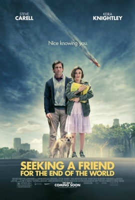 Seeking a Friend for the End of the World movie poster (2012) poster MOV_2c51d0f4