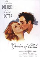 The Garden of Allah movie poster (1936) picture MOV_2c67f184