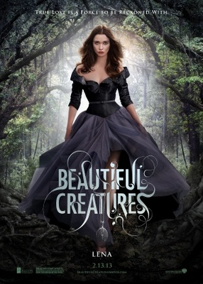 Beautiful Creatures movie poster (2013) poster MOV_2c72dbe7