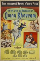 Omar Khayyam movie poster (1957) picture MOV_2c773166