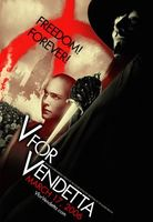 V For Vendetta movie poster (2005) picture MOV_2c7900b6