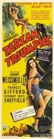 Tarzan Triumphs movie poster (1943) picture MOV_2c7c2cb2