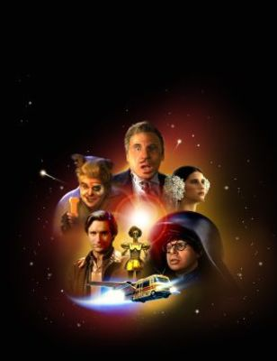 Spaceballs movie poster (1987) poster MOV_2c81e363