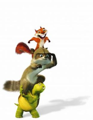Over The Hedge movie poster (2006) poster MOV_2c9e056c