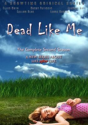 Dead Like Me movie poster (2003) poster MOV_2ca0fc2c