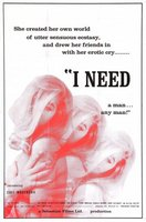 I Need a Man movie poster (1967) picture MOV_2ca4f4ba