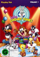 Baby Looney Tunes movie poster (2002) picture MOV_2cb953e7