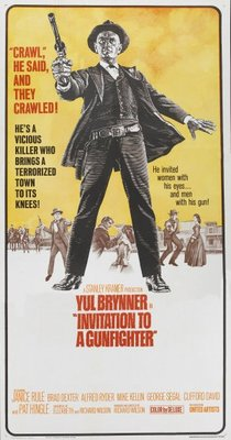 Invitation to a Gunfighter movie poster (1964) poster MOV_2cbc21c2