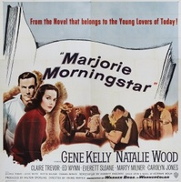Marjorie Morningstar movie poster (1958) picture MOV_a4e42d5a