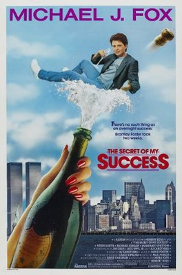 The Secret of My Succe$s movie poster (1987) poster MOV_2cc788a3