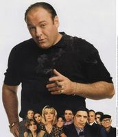 The Sopranos movie poster (1999) picture MOV_2cc887af