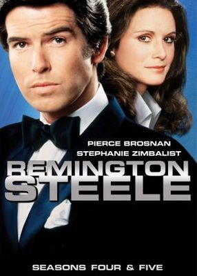 Remington Steele movie poster (1982) poster MOV_2cc94b67