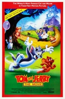 Tom and Jerry: The Movie movie poster (1992) picture MOV_2ccac9f8