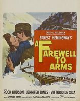 A Farewell to Arms movie poster (1957) picture MOV_2ccca83f