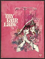 My Fair Lady movie poster (1964) picture MOV_2cccac0c