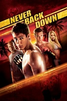 Never Back Down movie poster (2008) picture MOV_2cce3658
