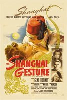 The Shanghai Gesture movie poster (1941) picture MOV_2cd24035