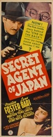 Secret Agent of Japan movie poster (1942) picture MOV_2cd41078
