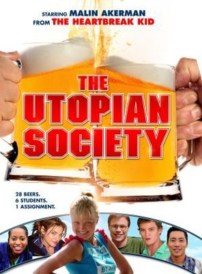 The Utopian Society movie poster (2003) poster MOV_2cd84655