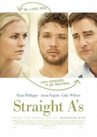 Straight A's movie poster (2012) picture MOV_bd3ff7b2