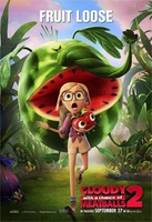 Cloudy with a Chance of Meatballs 2 movie poster (2013) picture MOV_2cde3b7e
