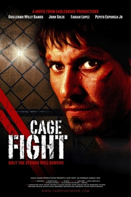 Cage Fight movie poster (2012) poster MOV_2ce081b4