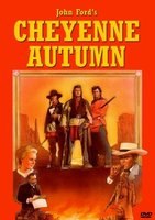 Cheyenne Autumn movie poster (1964) picture MOV_647d3b3f