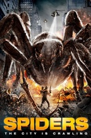 Spiders 3D movie poster (2011) picture MOV_2ce58850