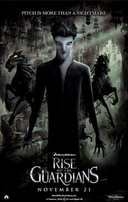 Rise of the Guardians movie poster (2012) poster MOV_2cf4e0a0