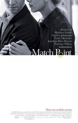 Match Point movie poster (2005) poster MOV_2cf8e462