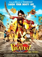 The Pirates! Band of Misfits movie poster (2012) picture MOV_b76d691c
