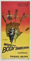 Invasion of the Body Snatchers movie poster (1956) picture MOV_2d019e80