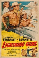 Lightning Guns movie poster (1950) picture MOV_2d020d82