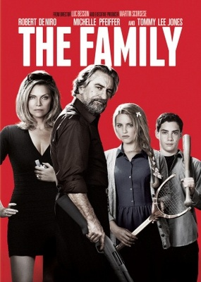 The Family movie poster (2013) poster MOV_2d0439f2