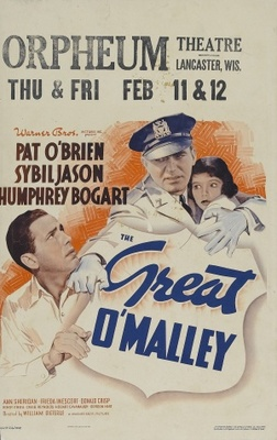 The Great O'Malley movie poster (1937) poster MOV_2d086f21
