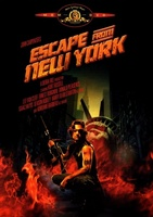 Escape From New York movie poster (1981) picture MOV_2d0d84f3